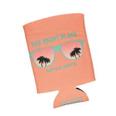 The Right Place Koozie