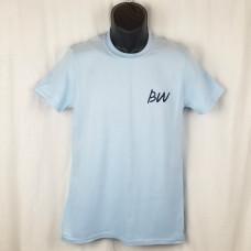 BW Blue T-shirt